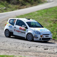 Yigit Aku &amp; Solargard Rally Team 07